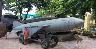 Hanoi, Museo de la Guerra de Vietnam.