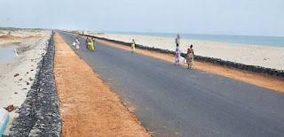 dhanushkodi road
