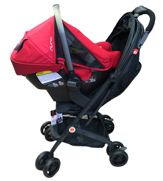 Chicco Keyfit Caddy Lightweight Aluminum Infant Car Seat ...