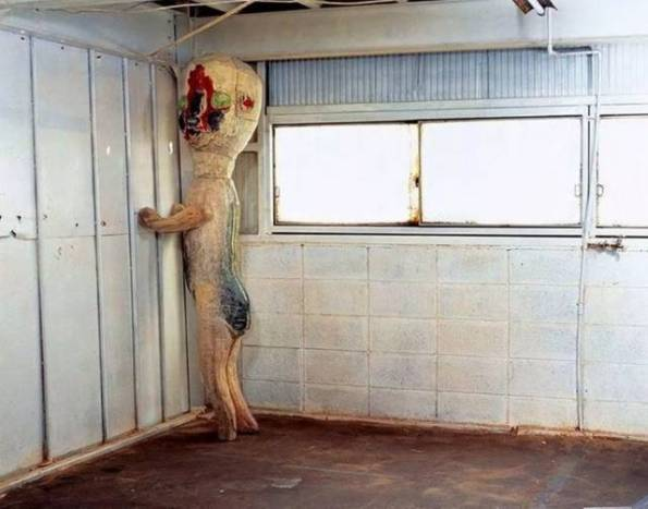 SCP 173 THE SCULPTURE, Monster SCP Terseram di Dunia