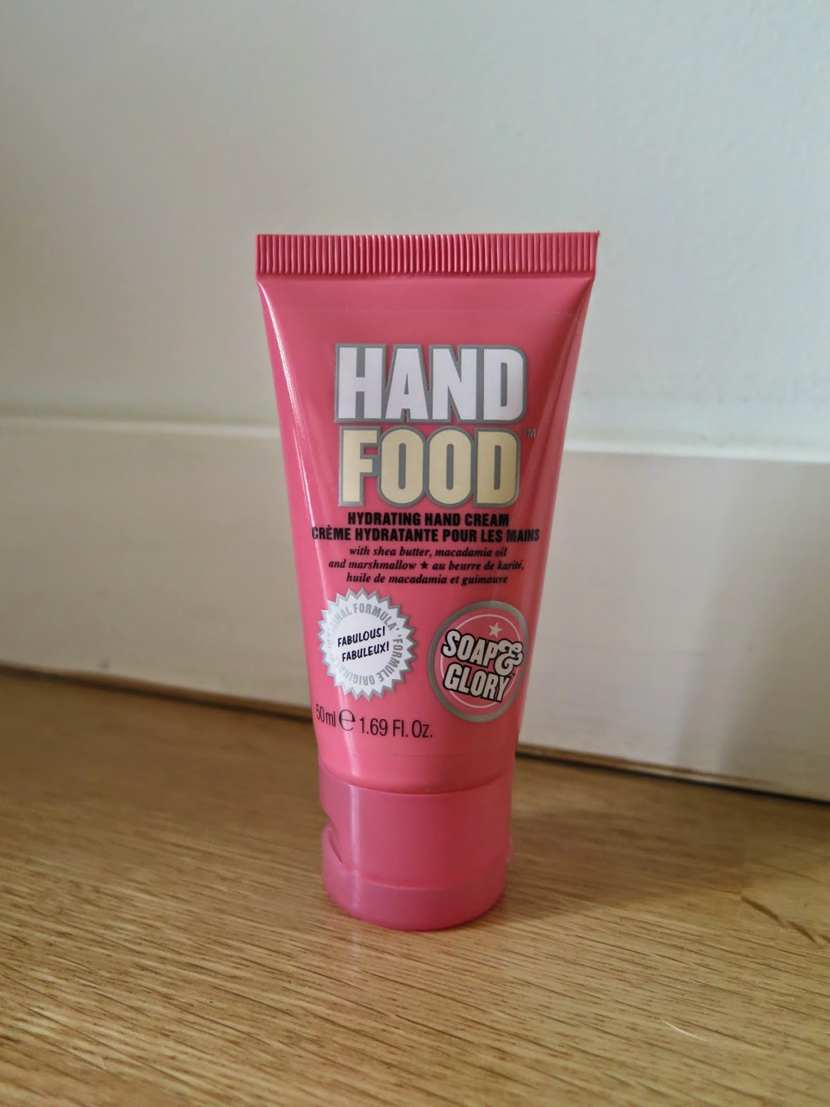 hand food, Michelle Louise Love