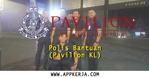 Temuduga Terbuka Sebagai Polis Bantuan