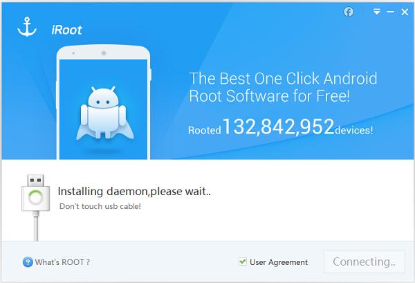"""برنامج """"iRoot"""" للكمبيوتر"""