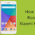 Tutorial Cara Root Xiaomi Mi A1