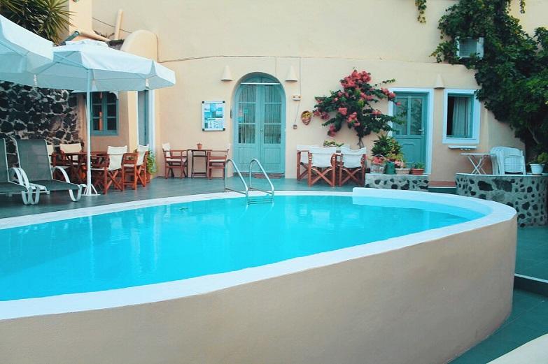 Dove dormire a Santorini: uno studio carino e a buon prezzo ...