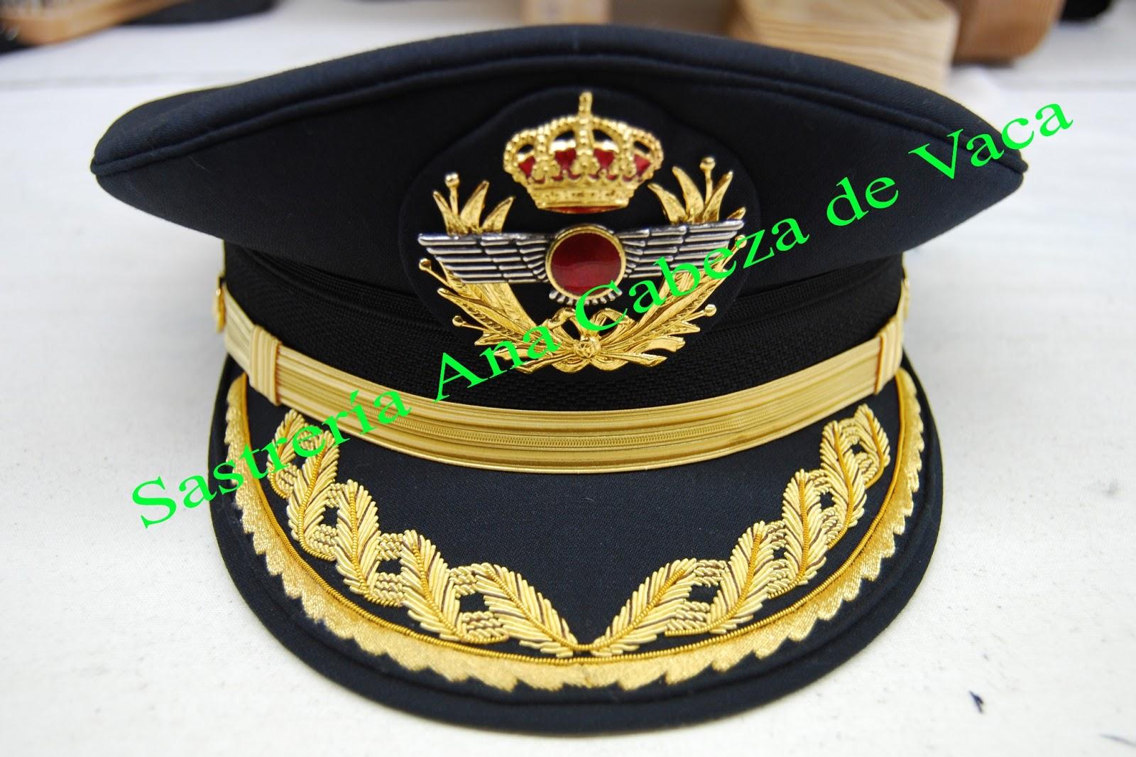 Gorra General Ejército del Aire 02daf054506