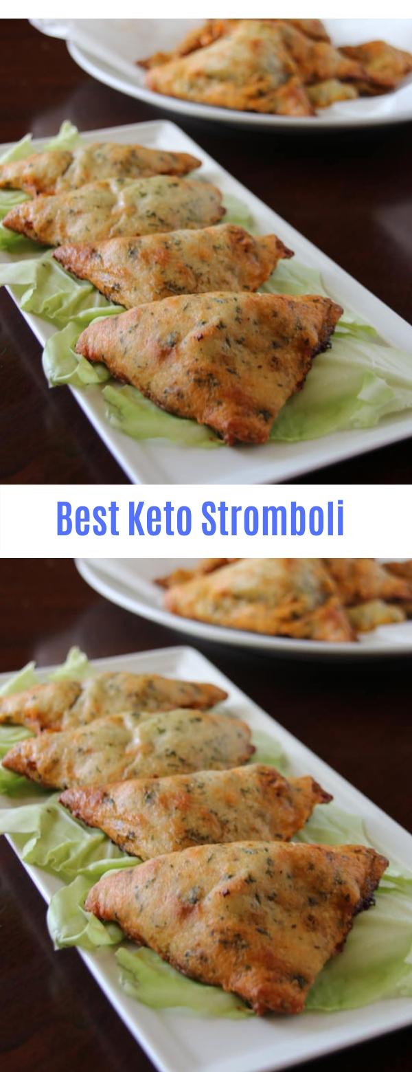 Best Keto Stromboli