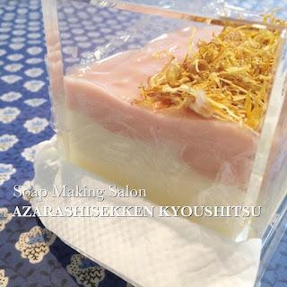 春の石鹸♡レシピはいつも側に置いておきたいニュートラルで!