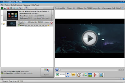 Covert Your Videos to HD with ConvertXtoHD 3.0.0.40