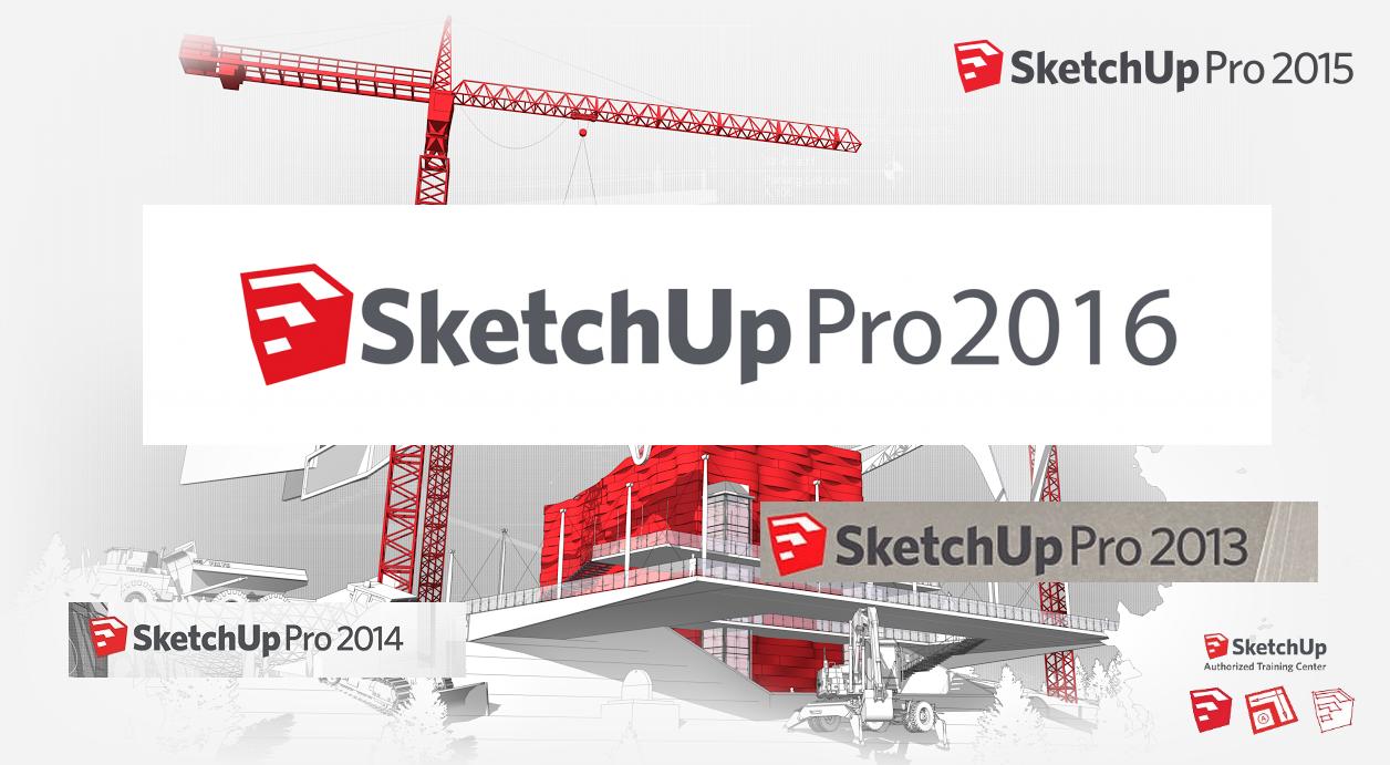 google sketchup pro 2016 crack only