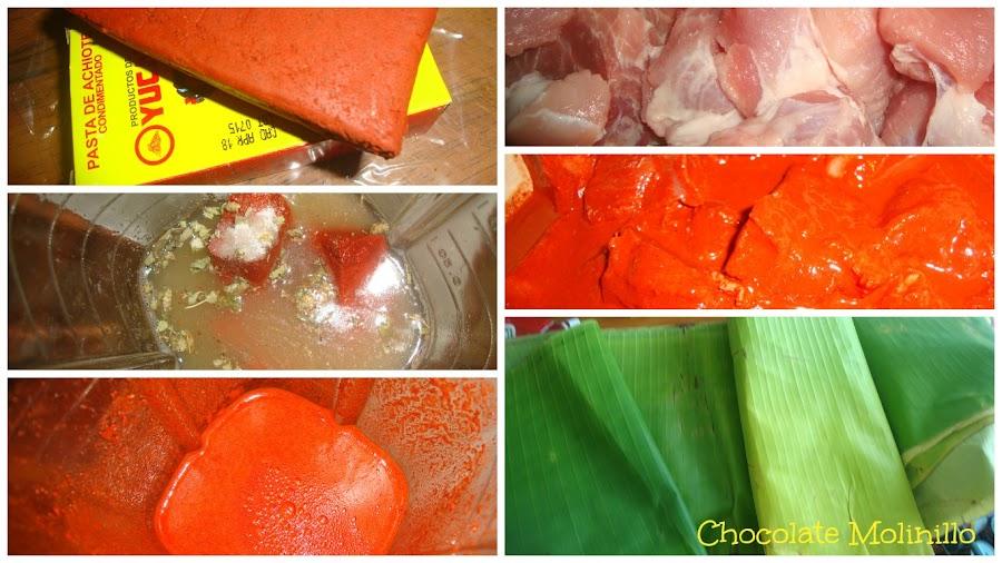 Cochinita Pibil exprés