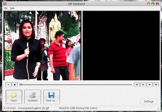compress GIF onilne bergerak convert cara kompress