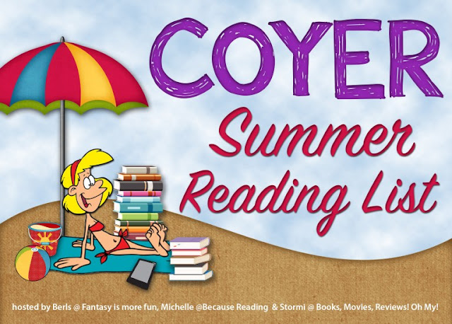 COYER Summer Reading List   June Readathon Wrap Up! - Ani's Book Abyss