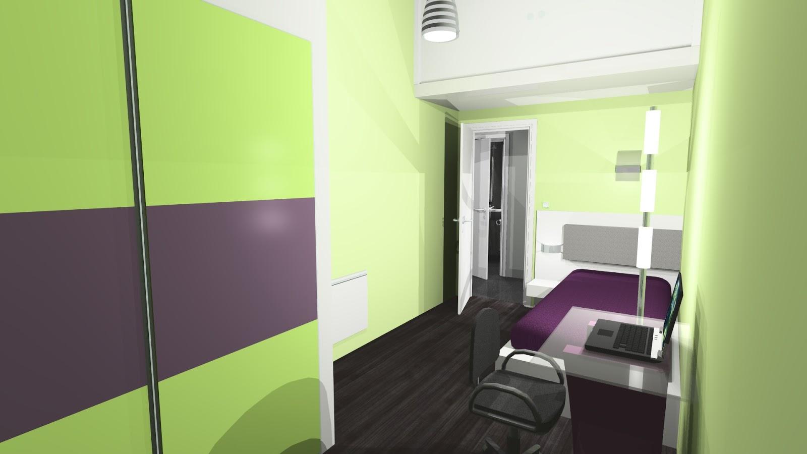 Chambre Vert Pastel Tendance La Couleur Vert D 39eau En Déco