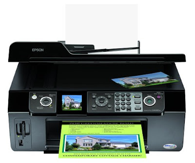 Epson Stylus CX9400 Printer Driver Download