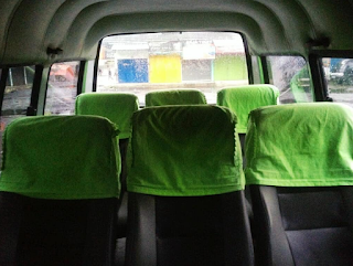 Interior Armada Travel Magelang
