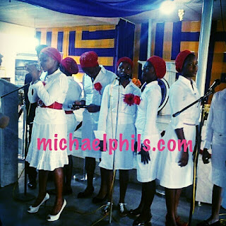 nigerian church choir