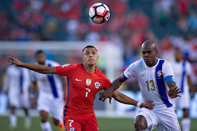 Kolombia vs Chile