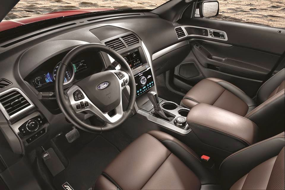 All-New Ford Escape Interior