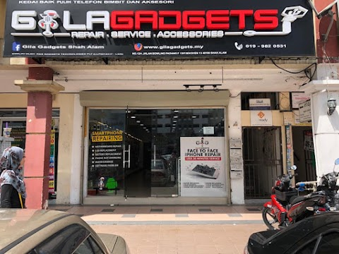 Kedai Repair iPhone Murah Milik Bumiputera Di Shah Alam