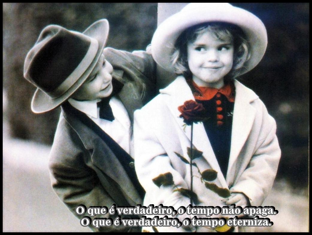 Amizade Que O Tempo Não Apaga: Umɑ Minɑ ⋆: O Que é Verdadeiro, O Tempo Não Apaga. O Que é