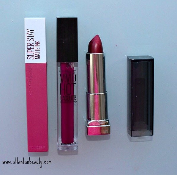 Maybelline Summer 2017 Lip Products