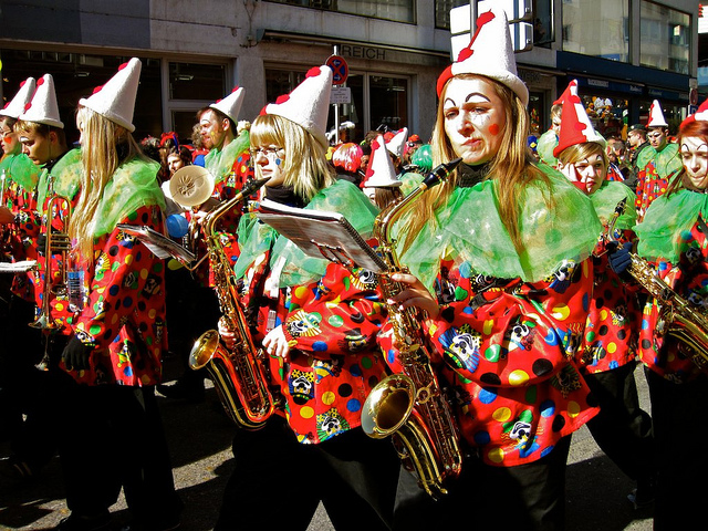 Carnevale Colonia Germania