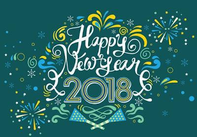 Happy New Year 2018 Status - Facebook Status | Whatsapp Status | Shayari: