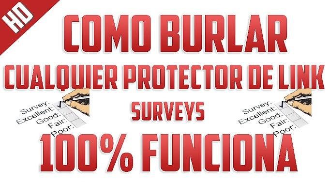 Como Burlar cualquier Protector de Link (SURVEY) - Publicidad -100% funciona
