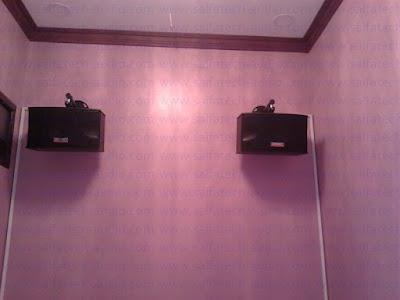 Speaker karaoke Soundance