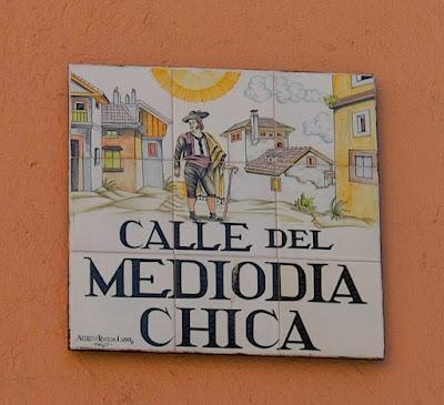 Calle Mediodia Chica 3, Madrid