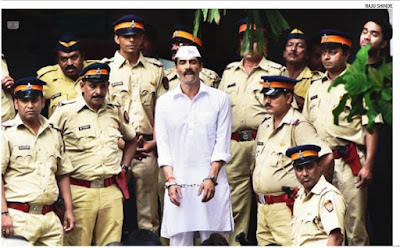 First Look of Arjun Rampal as Arun Gawli