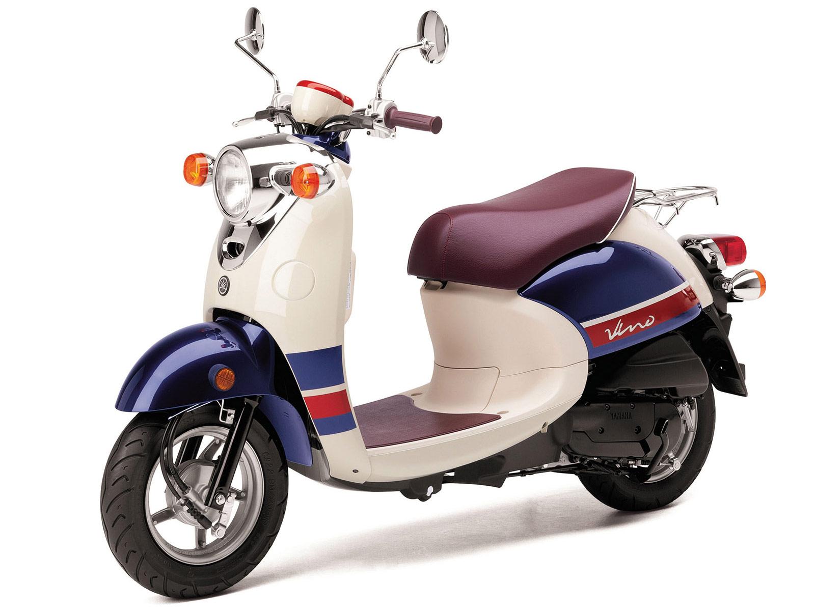 Vintage Yamaha Scooter