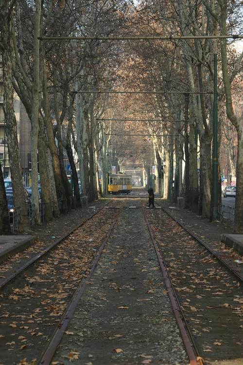 Milan Around Sempione And The Milano Domodossola Station