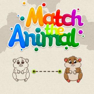 Jugar a Match The Animal