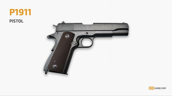 مسدس P1911