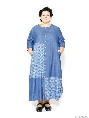 Vestidos para Señoras Gorditas