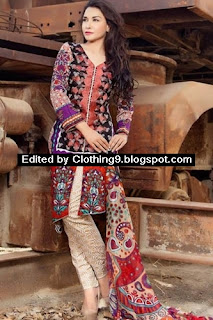 Shariq Eid ul Azha 2015 Collection