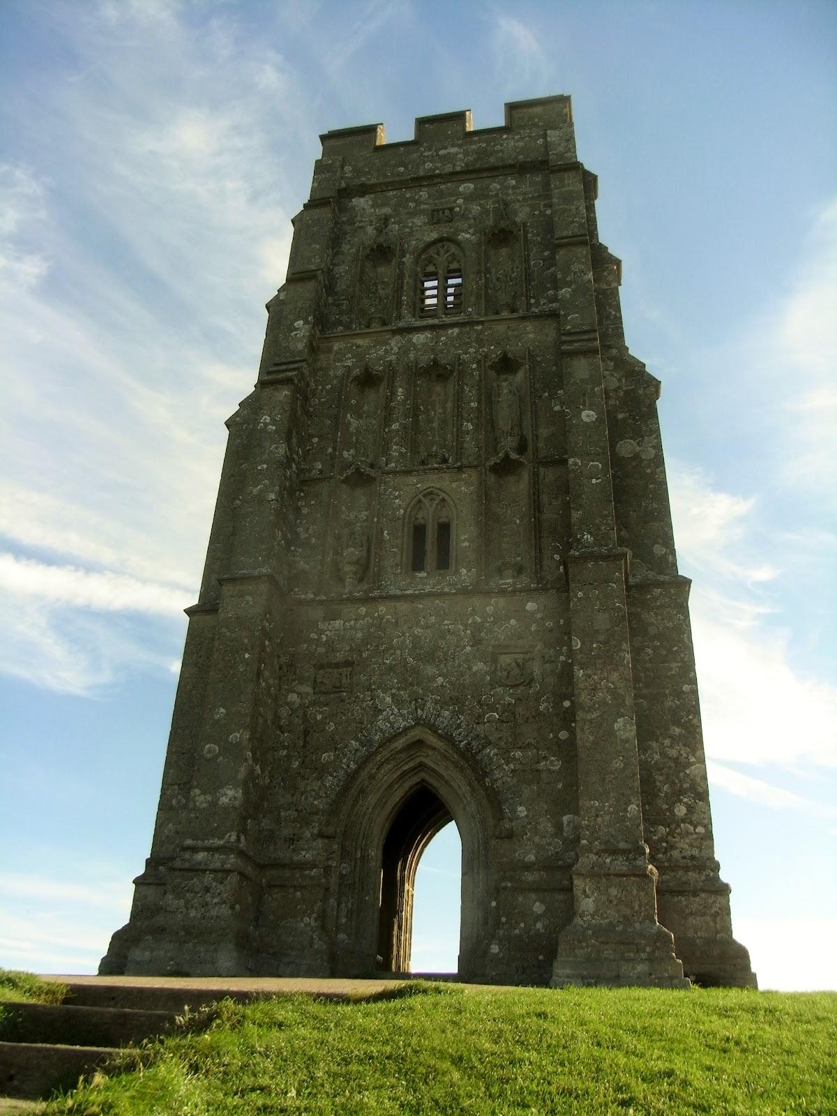 Sacred Sites: Glastonbury and the Isle of Avalon
