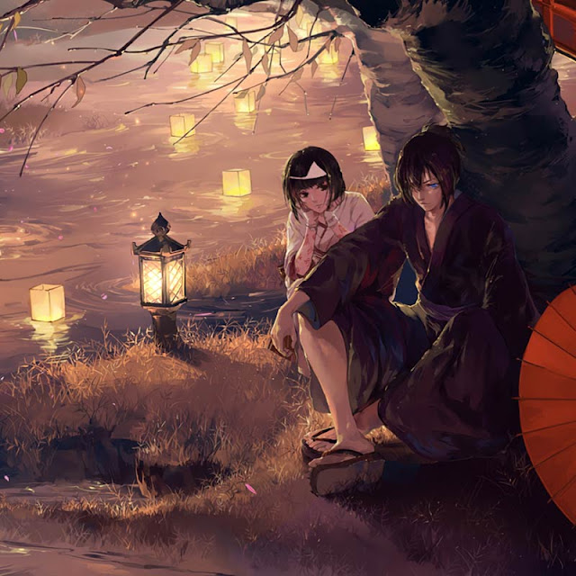 Noragami Yato and Nora Wallpaper Engine
