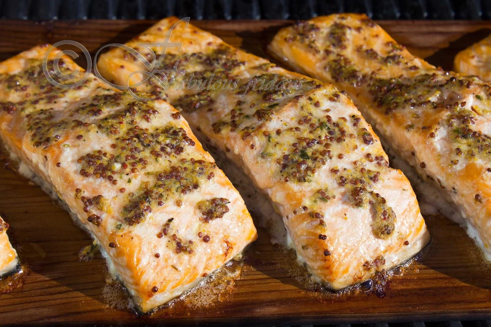 Plank Cedar Fish Oven