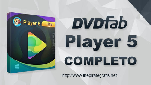 DVDFab Player 5 Ultra 2018