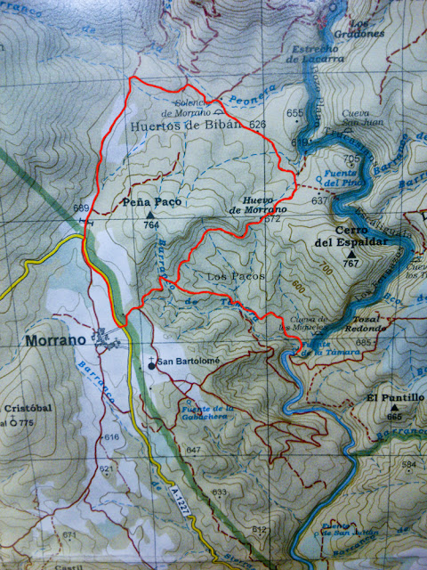 Ruta Huevo de Morrano y Fuente de la Tamara - Huesca por El Guisante Verde Project