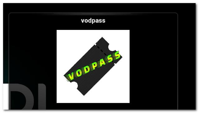 Vodpass Addon
