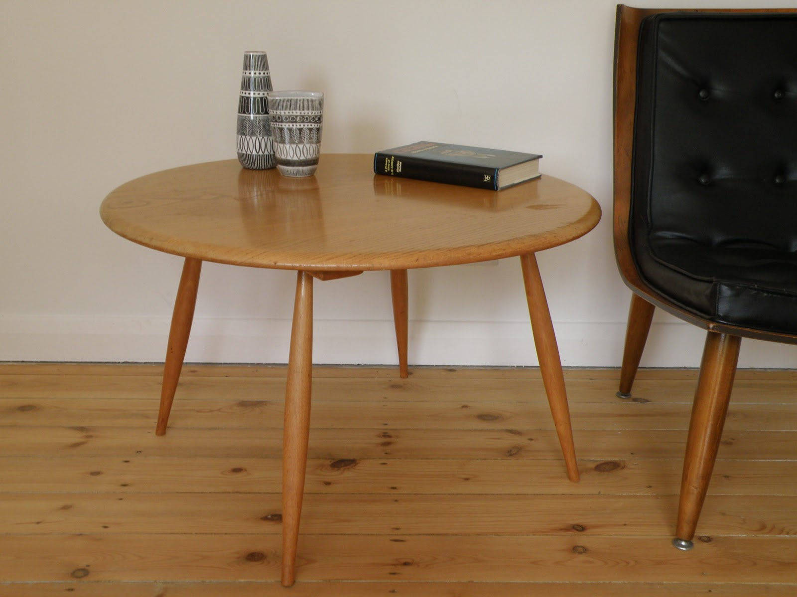 antikmodern: the shop: Ercol coffee table
