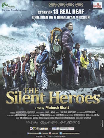 The Silent Heroes 2015 Hindi Movie 300mb