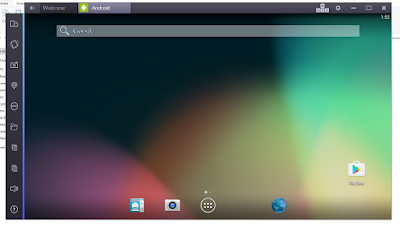 Bluestacks rooted open successfully