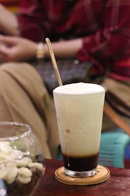 Butter Caramel Latte