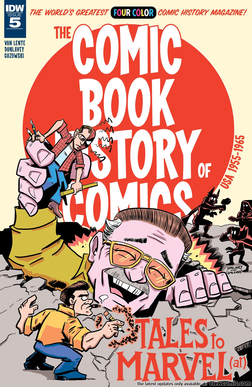 Comic Book History of Comics | Viewcomic reading comics