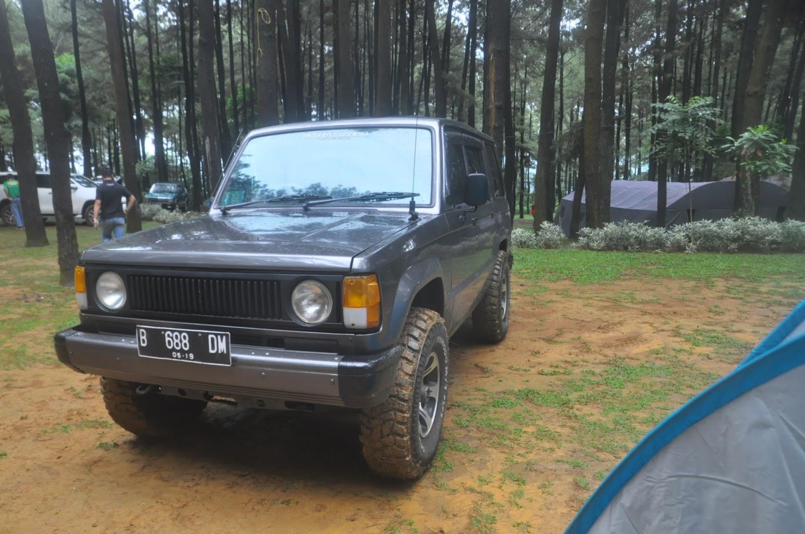All New Kijang Innova Diesel Vs Bensin Spesifikasi Yaris Trd 2014 Komunitas Trooper Indonesia Gelar Camping Seru Di Gunung ...